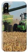 Corn Harvest IPhone Case