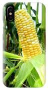 Corn On The Cob IPhone Case