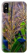 Corn Tassels IPhone Case