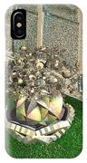 Corner Of The Garden IPhone Case