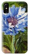 Cornflower IPhone Case