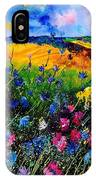 Cornflowers 680808 IPhone Case