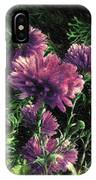Cornflowers Autumngraphy - Photopainting Light IPhone Case