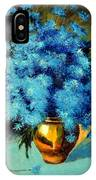 Cornflowers IPhone Case
