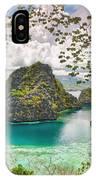 Coron Lagoon IPhone Case