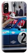 Corvette Grand Sport 1963 IPhone Case