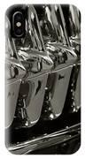 Corvette Grill IPhone Case