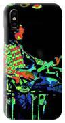 Cosmic Bullfrog Blues IPhone Case