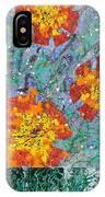 Cosmic Cosmos IPhone Case