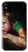 Cosmic Dust IPhone Case