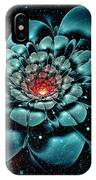 Cosmic Flower IPhone Case