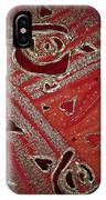 Cosmic Melody IPhone Case