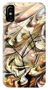 Cosmic Storm Rolling In IPhone Case