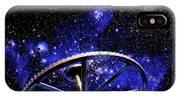 Cosmic Wheel IPhone Case