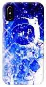 Cosmic Wonders Cropped IPhone Case