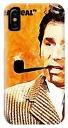 Cosmo Kramer The Real Deal IPhone Case