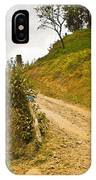 Costa Rica Path IPhone Case