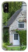 Cotswold Cottage IPhone Case