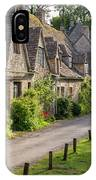 Cotswolds Homes IPhone Case
