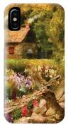 Cottage - There's No Place Like Home IPhone Case