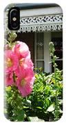 Cottage Garden.  IPhone Case