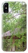 Cottage Orange Island  Louisiana  IPhone Case