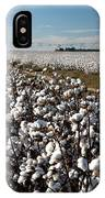 Cotton Field IPhone Case