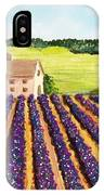 Cotton Fields IPhone Case