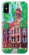 Cottonwood County Courthouse  IPhone Case