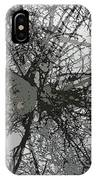 Cottonwood Tree Montage IPhone Case