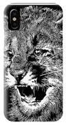 Cougar Cub IPhone Case