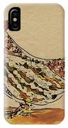 Country Chicken IPhone Case
