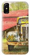 Country Cousins In The Smoky Mountains IPhone Case