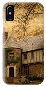 Country Estate IPhone Case