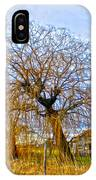 Country Life Artististic Rendering IPhone Case