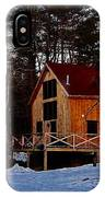 Country Living, Two IPhone Case
