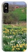Country Spring IPhone Case
