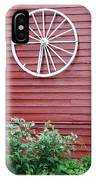 Country Wheel IPhone Case