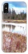 Country Winter 12 IPhone Case