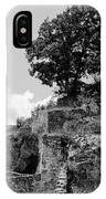 Countryside Of Italy Bnw 2 IPhone Case