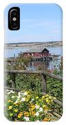 Coupeville Wharf IPhone Case