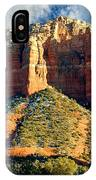 Courthouse Butte - Sedona Arizona IPhone Case