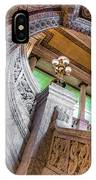 Courthouse Stairs IPhone Case