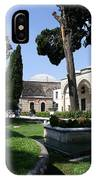 Courtyard Topkapi Palace - Istanbul IPhone Case