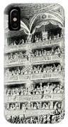 Covent Garden Theatre, 1795 IPhone Case