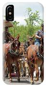 Coverd Wagon IPhone Case