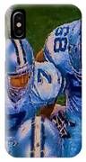 Cowboy Huddle IPhone Case