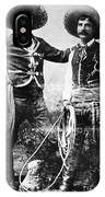 Cowboys, C1900 IPhone Case