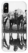 Cowgirls, 1907 IPhone Case