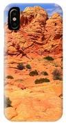 Coyote Buttes Pastel Landscape IPhone Case